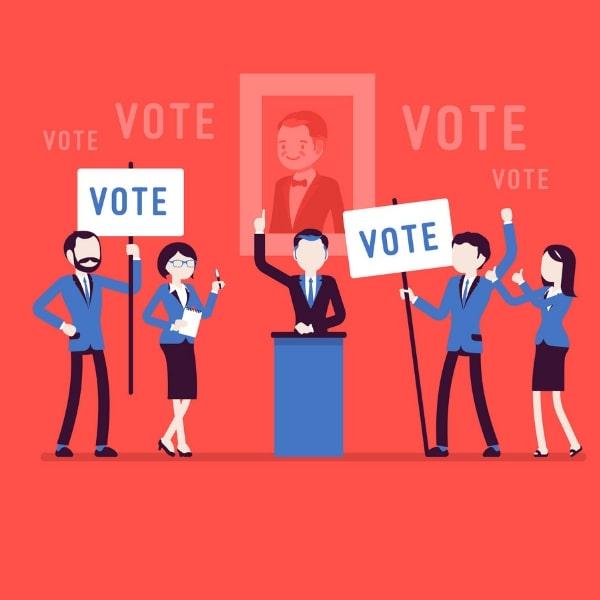 برترین ایده های تبلیغاتی انتخاباتی