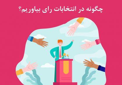 رای اوردن در انتخابات