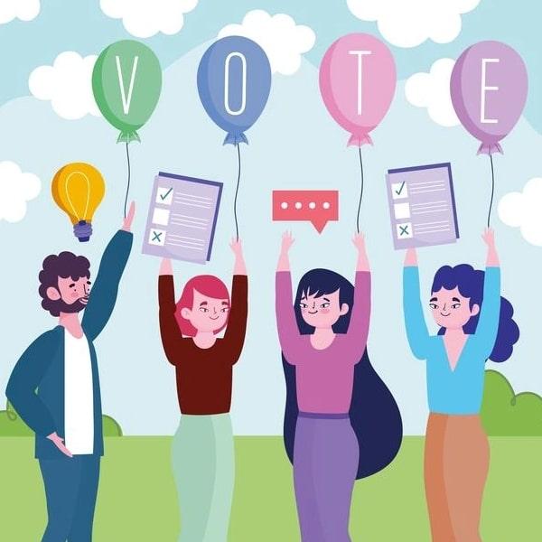 پیروزی در انتخابات